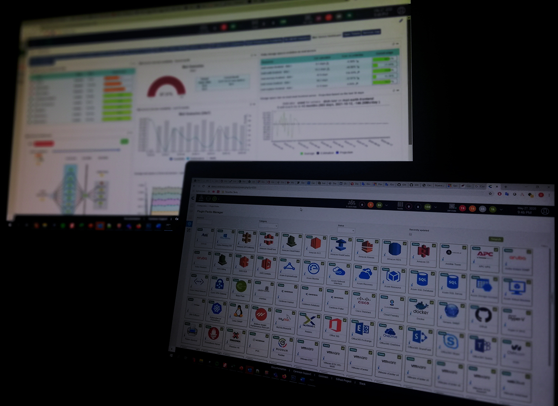 Monitoreo Infraestructura TI Gratuito para Siempre  hasta 100 Dispositivos