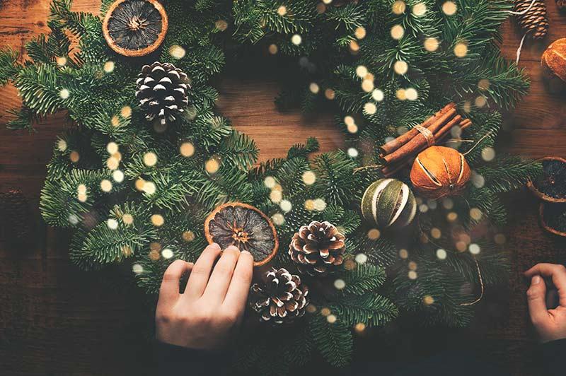 Saludos de Fiestas de Fin de Año